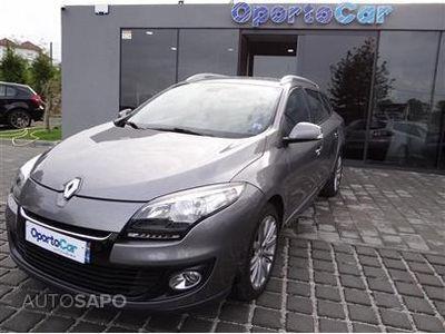 usado Renault Mégane ST 1.5 dCi Confort S/S (110cv) (5p)