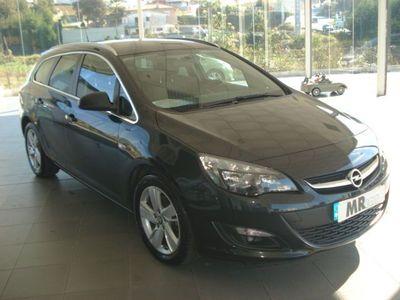 usado Opel Astra Sports Tourer 1.7 CDTI EXECUTIVE