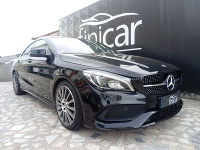 usado Mercedes CLA180 d AMG Line Aut.