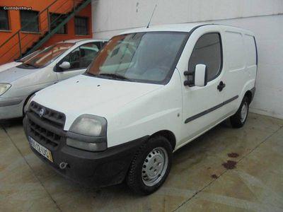 used Fiat Doblò 1.9jtd