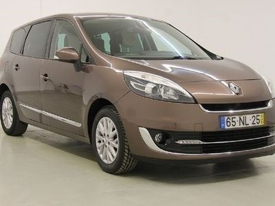 usado Renault Grand Scénic Diesel III G.Scénic 1.5 dCi Luxe 7L