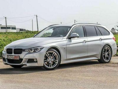 usado BMW 320 d Touring Pack M Auto