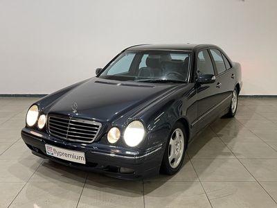 usado Mercedes E270 ClasseCDi Avantgarde (170cv) (4p)