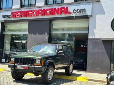 usado Jeep Cherokee swap 1.9tdi 130cv