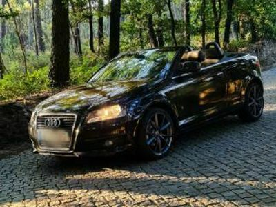 usado Audi A3 Cabriolet 1.9 TDi Sport