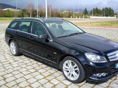 usado Mercedes C250 CDi Avantgarde BE - 11