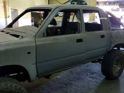 usado Toyota HiLux 2.4d