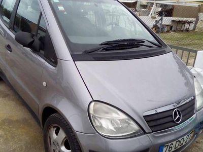 usado Mercedes A170 Monovolume -