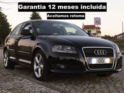 usado Audi A3 1.9 Tdi Sport 3P