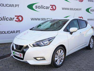 usado Nissan Micra 1.0 IG-TN-CONNECTA (100 cv)