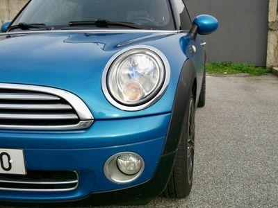 usado Mini Cooper Cabriolet 1.6i
