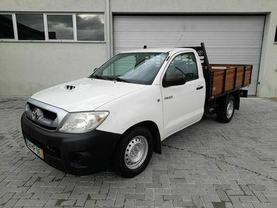 usado Toyota HiLux 2.5 D-4D