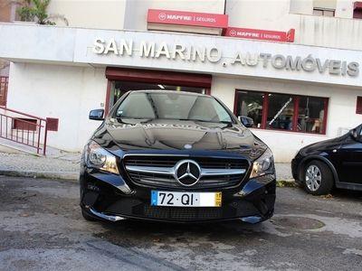 usado Mercedes CLA180 ClasseCDi (109cv) (4p)