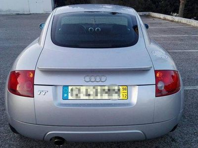 usado Audi TT 1.8t 180cv 179000km - 99