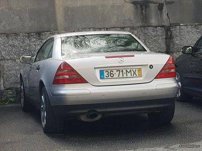 usado Mercedes SLK200 Slk