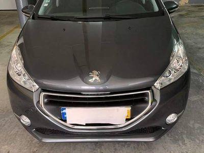 brugt Peugeot 208 Allure 1.2 VTI