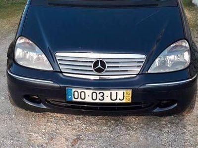 usado Mercedes A170 5 portas