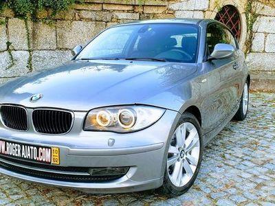 usado BMW 118 Coupé D BI-XENOM