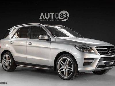 usado Mercedes ML250 CDI AMG