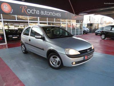 usado Opel Corsa 1.2 75cv Sport