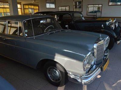 usado Mercedes 220 SEb