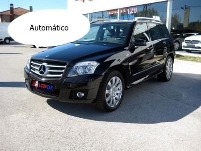 brugt Mercedes GLK220 CDi 4-Matic Sport BlueEfficiency