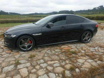 usado Jaguar XE 2.0 D R-Sport Aut. (180cv) (4p)