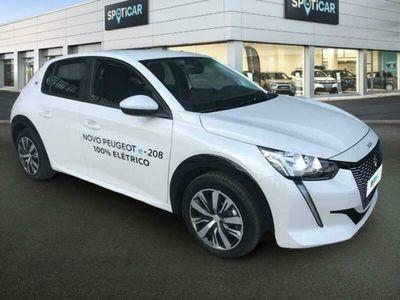 usado Peugeot 208 e- Active
