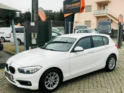 usado BMW 116 45.500 km