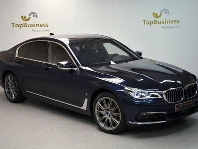 usado BMW 740 e iPerformance