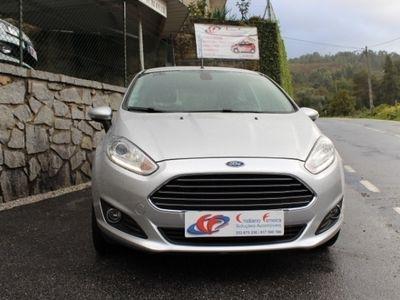 usado Ford Fiesta 1.6 TDCI Titanium