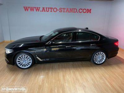 usado BMW 530 IE Luxury Iva Dedutivel