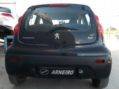 usado Peugeot 107 1.0i