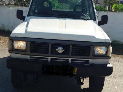 brugt Nissan Patrol 2.7 T.D 5 lugares