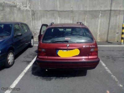 usado BMW 318 Série 3 tds Touring Sport (90cv) (5p)