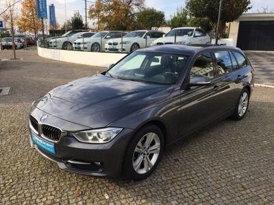usado BMW 320 d Touring Auto Line Sport 184 Cv