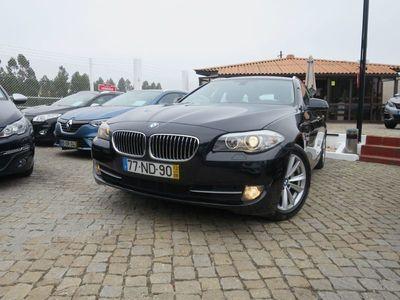 gebraucht BMW 520 d Auto 129g