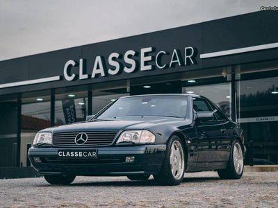 usado Mercedes SL320 Cabrio