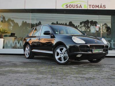 usado Porsche Cayenne S Tiptronic
