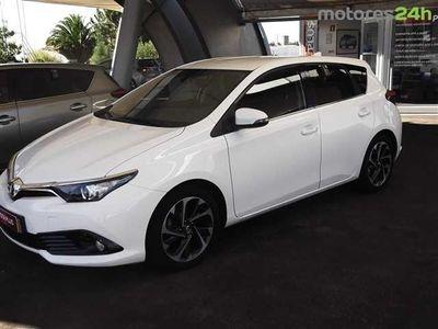 usado Toyota Auris 1.6 D-4D Comfort+Pack Sport