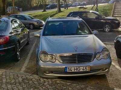 używany Mercedes C270 C 270cdi 170cv 2002