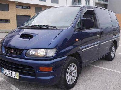 usado Mitsubishi Space Gear 2.5 Turbo