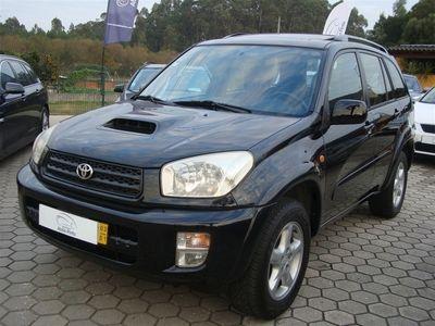 usado Toyota RAV4 2.0 D-4D Pack 1 (146cv) (5p)
