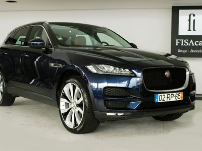 usado Jaguar F-Pace AWD