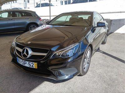 usado Mercedes E220 ClasseCDi BE Aut. (170cv) (3p)