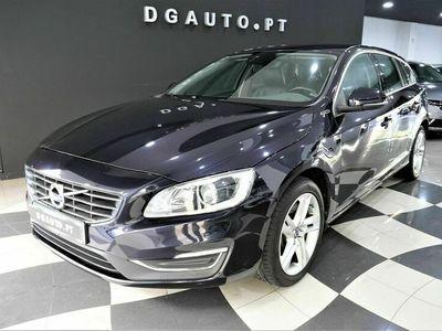 usado Volvo V60 2.4 D6 Momentum AWD Phev