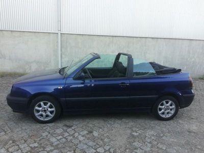 usado VW Golf Cabriolet 1.6