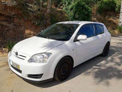 used Toyota Corolla 1.4 d4d Bizz