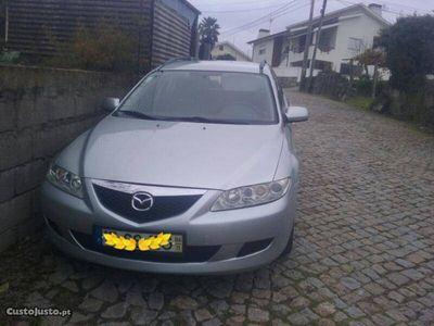 käytetty Mazda 6 SW