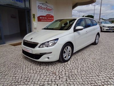 usado Peugeot 308 SW BLUEHDI ACTIVE BUSINESS